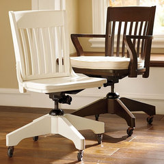 traditional task chairs by Pottery Barn