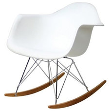 Contemporary Rocking Chairs by Amazon