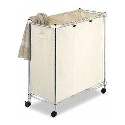 Whitmor - Supreme Laundry Sorter - Whitmor Supreme Laundry Sorter