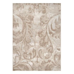 Artistic Weavers - Accent Rug: Eldoret Beige 2' x 3' - Shop for Flooring at The Home Depot. The Eldoret collection brings a stylish floral pattern to your floor. Colors of beige, cream and brown accent this contemporary area rug. Add this pattern to your room today.