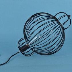 Modern IronLine Pendant lighting 006 -