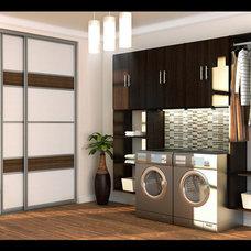 Modern Storage And Organization by Armadi Closets