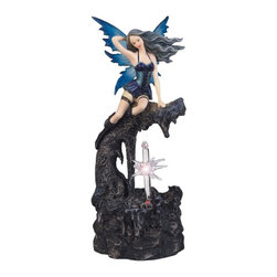 GSC - Fairy Collection LED Light Star Fantasy Decoration Collectible Figure - This gorgeous Fairy Collection LED Light Star Fantasy Decoration Collectible Figure has the finest details and highest quality you will find anywhere! Fairy Collection LED Light Star Fantasy Decoration Collectible Figure is truly remarkable.