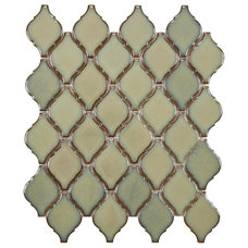 Contemporary Mosaic Tile by Overstock.com