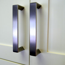 Contemporary Cabinet And Drawer Handle Pulls by Christine Austin Design