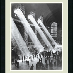 """Grand Central Station"" Framed Print"