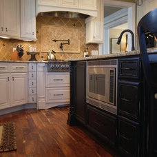 Traditional Kitchen by Sander and Sons