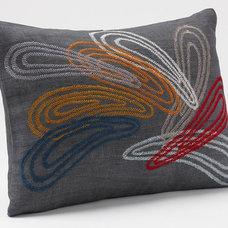 Color Splash Pillow | Decorative Pillows | Bedding | Coyuchi