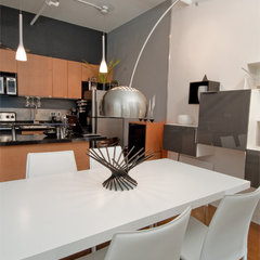 modern kitchen by Freespace Design LLC