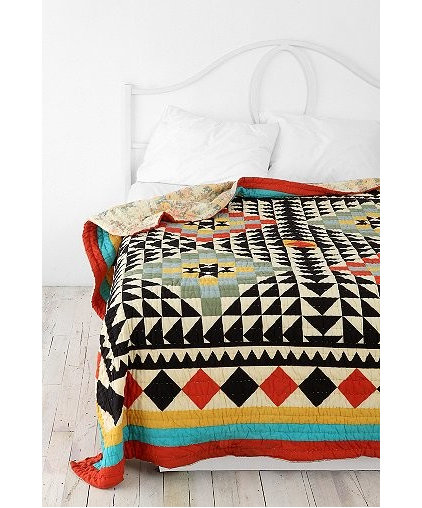 Eclectic Quilts And Quilt Sets by Urban Outfitters