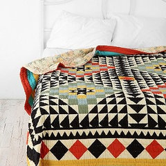 eclectic quilts by Urban Outfitters