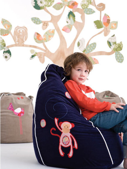 Eclectic Kids Chairs by Cocoon Couture