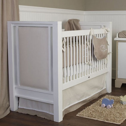 Contemporary Cribs by Rosenberry Rooms
