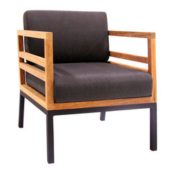 Zudu Teak Lounge 1 Seater - About The Zudu Collection: