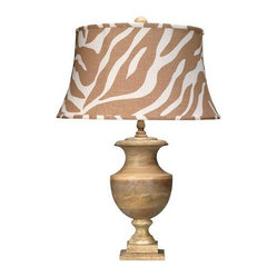 Jamie Young Co. Large Lee Urn Table Lamp