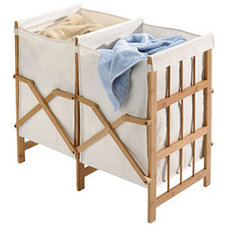 traditional hampers by Bed Bath Store