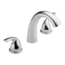 Delta - Classic Roman Tub Faucet Trim in Chrome - Delta T5722 Classic Roman Tub Faucet Trim in Chrome.