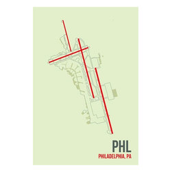 08 Left - 008 Left PHL - Philadelphia Metal Print - As good as it gets. Ready to hang. Absolutely stunning and tough as rocks.