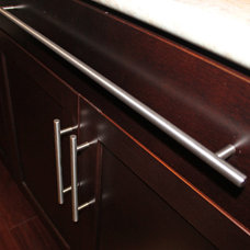 Transitional Kitchen Cabinetry by Cabinet-S-Top