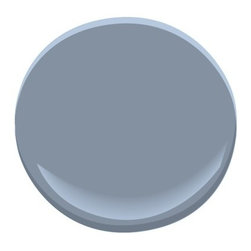 Oxford Gray 2128-40 Paint - Connor's room