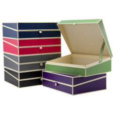 Contemporary Storage Bins And Boxes by Atypical Type A