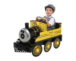 Airflow Collectibles - Bumble Bee Train Ride-On Toy AF106 - Bumble Bee Train