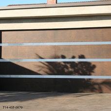 Modern Garage Doors And Openers by Ziegler Doors Inc.