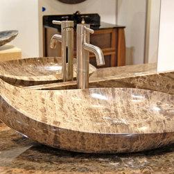 D'Vontz Stone Sinks -
