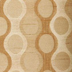 Dots/Circles - Adobe Upholstery Fabric - Item #1011551-356.