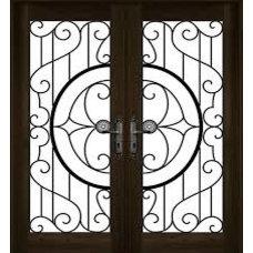 double entrance doors diamond - Google Search