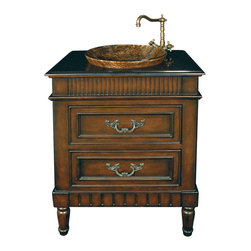 Sterling Industries - Yarmouth Sink Chest - Yarmouth Sink Chest by Sterling Industries