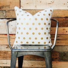Modern Decorative Pillows by Grinn