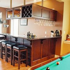 Wine Racks by Arts Custom Woodcrafting Inc.