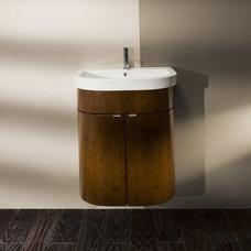 Bathroom Vanities And Sink Consoles by LACAVA