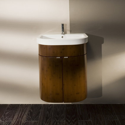 Bathroom Vanities And Sink Consoles by LACAVA