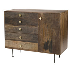 Julian Reclaimed Wood Dresser