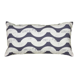 Rizzy Home - Rizzy Home Printed Curved Stripes Decorative Throw Pillow - PILT06137TEWH1121 - Shop for Pillows from Hayneedle.com! Variety of colors to choose from and a curved chevron striped design make the Rizzy Home Printed Curved Stripes Decorative Throw Pillow yours. The removable 100% cotton cover features a hidden zipper and a plush polyester insert.About Rizzy HomeRizwan Ansari and his brother Shamsu come from a family of rug artisans in India. Their design color and production skills have been passed from generation to generation. Known for meticulously crafted handmade wool rugs and quality textiles the Ansari family has built a flourishing home-fashion business from state-of-the-art facilities in India. In 2007 they established a rug-and-textiles distribution center in Calhoun Georgia. With more than 100 000 square feet of warehouse space the U.S. facility allows the company to further build on its reputation for excellence artistry and innovation. Their products include a wide selection of handmade and machine-made rugs as well as designer bed linens duvet sets quilts decorative pillows table linens and more. The family business prides itself on outstanding customer service a variety of price points and an array of designs and weaving techniques.