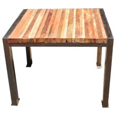 Industrial Dining Tables by Tempered Design