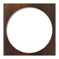 Tileredi - TileRedi DP-SQT-OB 5.75 Sq Oil Rubbed Bronze Trim - TileRedi DP-SQT-OB 14 Gauge Stainless Steel Drain Plate Trim, 5.75 Square Plate, Oil Rubbed Bronze finish