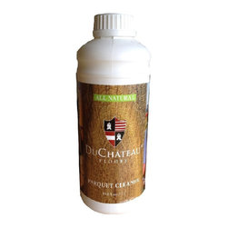 DuChateau - Duchateau® Parquet Cleaner 33.8 Fl.oz/ 1 Liter, Single Bottle - For cleaning of DuChateau Hard Wax Oil floors.
