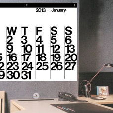 modern accessories and decor by Stendig Calendar