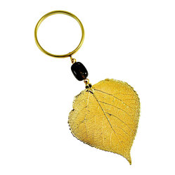 Aspen Wine Charm in 24-karat Gold