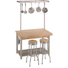 Traditional Kitchen Islands And Kitchen Carts by Sur La Table