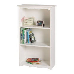 Little Colorado - Little Colorado Traditional Bookcase - 065UNF - Shop for Bookcases from Hayneedle.com! The simplicity and craftsmanship of the Little Colorado Traditional Bookcase let it blend into any room. Thoughtfully spaced shelves are perfect for those extra-tall children's books and the included Tip-over Protector hardware keeps everything safe. The solid pine bookcase is available in Honey Oak or Natural finish or unfinished if you like to save and do it yourself. Ships fully assembled. Just add books.About Little ColoradoBegun in 1987 Little Colorado Inc. creates solid wood hand-crafted children's furniture. It's a family-owned business that takes pride in building products that are classic stylish and an excellent value. All Little Colorado products are proudly made in the USA with lead-free paints and materials. With a look that's very expensive but a price that is not Little Colorado products bring quality and affordability to your little one's room.