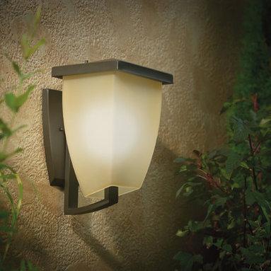 Outdoor Decrative Lighting - The Benton Collection from Kichler