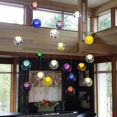 contemporary pendant lighting by OnlyHuman Modern