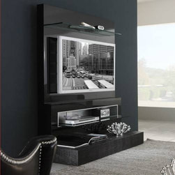Rossetto Furniture - Diamond Ivory TV Unit - R700AD9000454 - Diamond Collection TV Unit