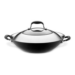 Anolon Advanced Hard Anodized Nonstick 14 Inch Wok