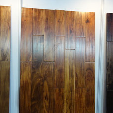 Contemporary Hardwood Flooring by Shanghai Linfeng Parquet CO.,LTD