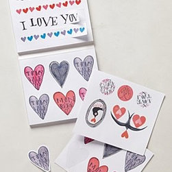 Ruan Hoffmann - Sweet Nothings Stickers - *An Anthropologie exclusive by Ruan Hoffmann